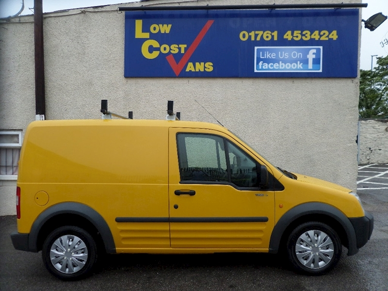 Ford Transit Connect Tdci T200 L Swb P/V 75