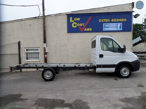 Iveco Daily 35S 11 Mwb CHASSIS AUTO MATIC