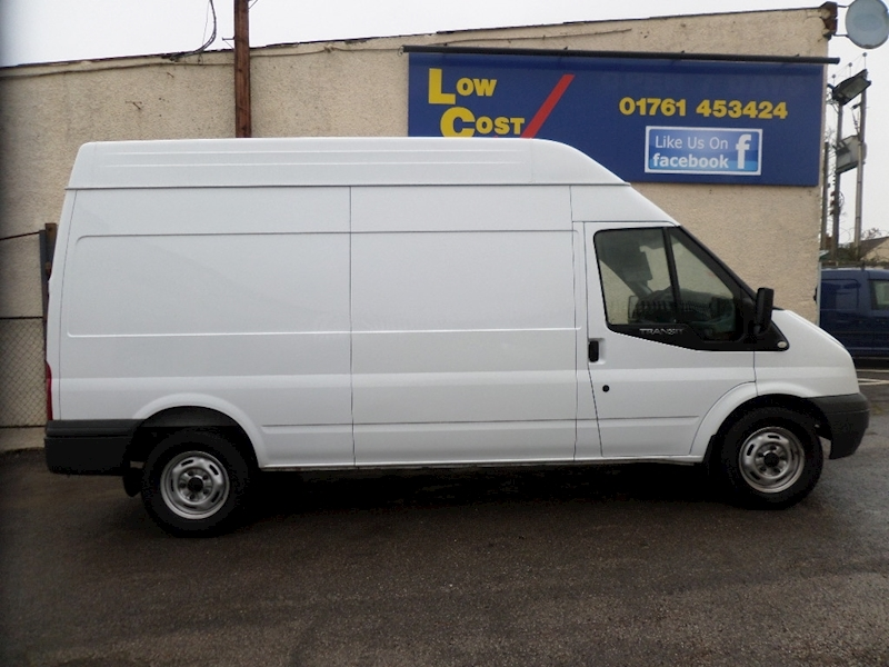 Ford Transit 350 RWD Lwb High Roof