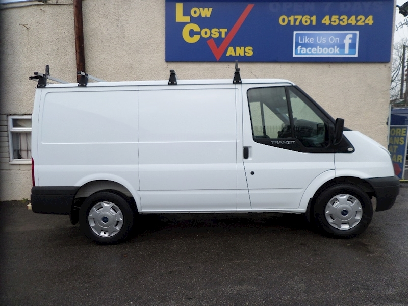 Ford Transit 280 Econetic Swb 100 ps