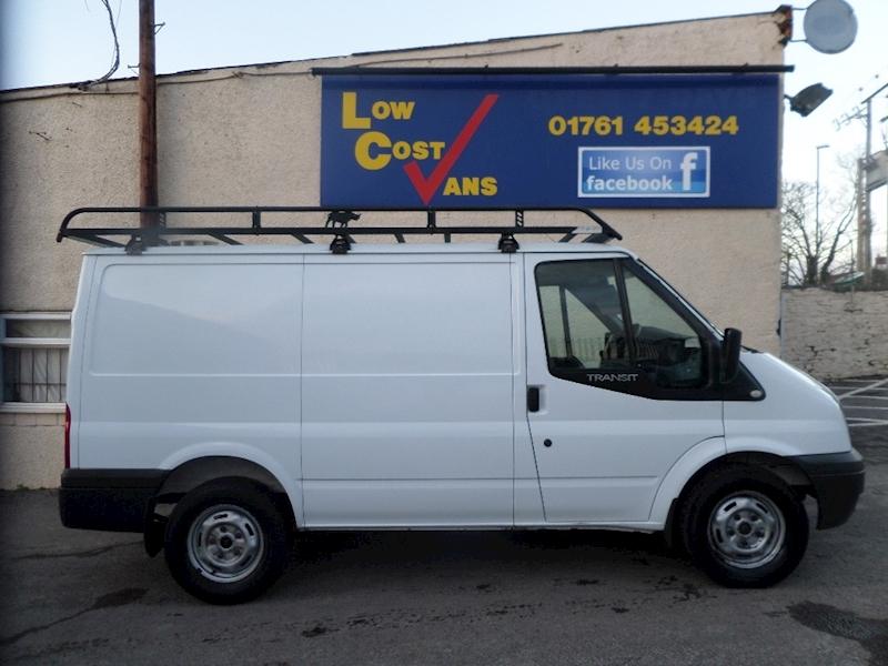 Ford Transit 280 Econetic Swb Low Roof 6 Spd
