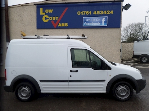 Ford Transit Connect T230 Lwb High Roof 110 Bhp