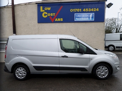 Ford Transit Connect 210 Trend Lwb 3 Seats