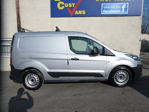 Ford Transit Connect 200 L1 Swb Silver AIR CON