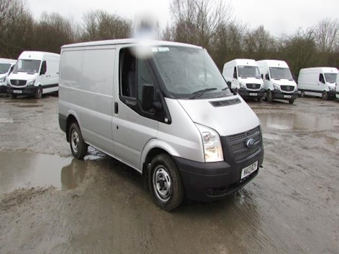 Ford Transit 280 Swb Silver 100 ps