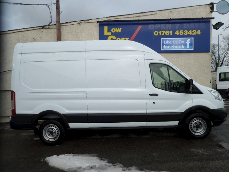 Transit 350 Lwb High 125 Roof Rwd 2.2 5dr Panel Van Manual Diesel