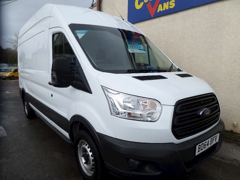 Ford Transit 350 Lwb High 125 Roof Rwd - Large 2