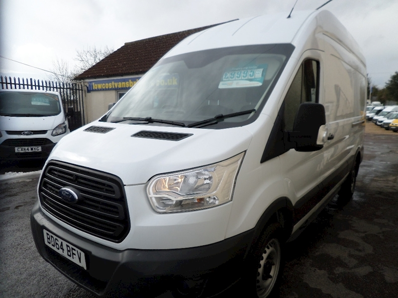 Ford Transit 350 Lwb High 125 Roof Rwd - Large 4