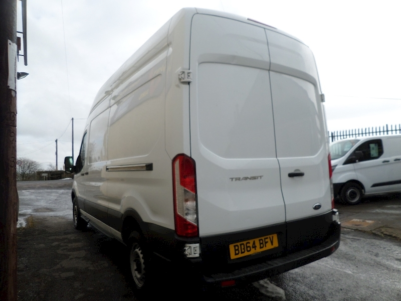 Ford Transit 350 Lwb High 125 Roof Rwd - Large 5