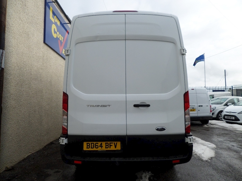 Ford Transit 350 Lwb High 125 Roof Rwd - Large 6