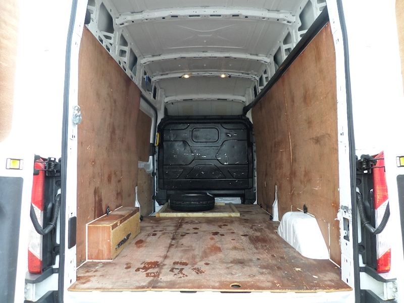 Ford Transit 350 Lwb High 125 Roof Rwd - Large 9