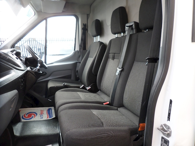 Ford Transit 350 Lwb High 125 Roof Rwd - Large 13