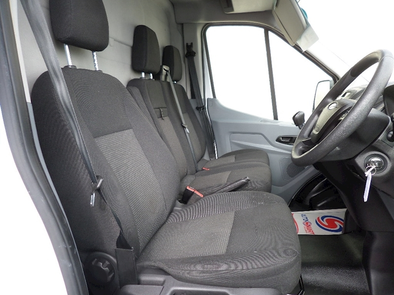 Ford Transit 350 Lwb High 125 Roof Rwd - Large 14