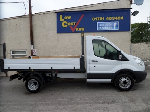 Ford Transit 350 125 ps 1 STOP Mwb Tipper