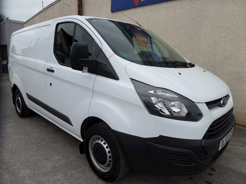 Ford Transit Custom 290 SWB L1 Lr P/V - Large 1