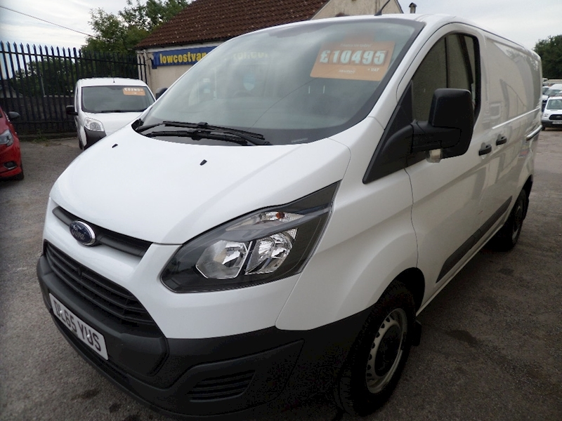 Ford Transit Custom 290 SWB L1 Lr P/V - Large 3