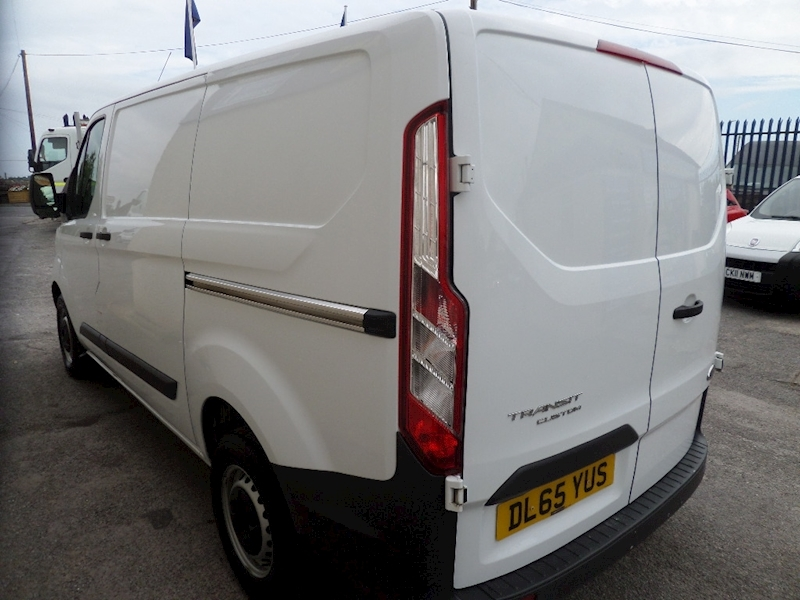 Ford Transit Custom 290 SWB L1 Lr P/V - Large 4