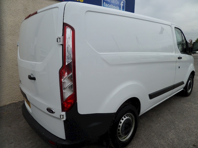 Ford Transit Custom 290 SWB L1 Lr P/V - Large 6