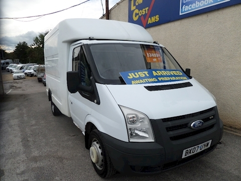 Ford Transit 350 Mwb Chassis BT Box
