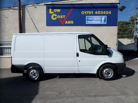 Ford Transit 280 Swb Low Roof