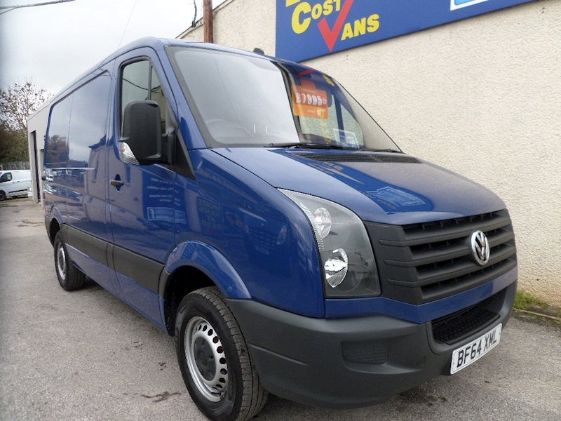 Volkswagen Crafter Cr30 Tdi Swb Air Con - Large 1