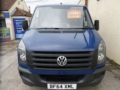 Crafter Cr30 Tdi Swb Air Con 2.0 Panel Van Manual Diesel