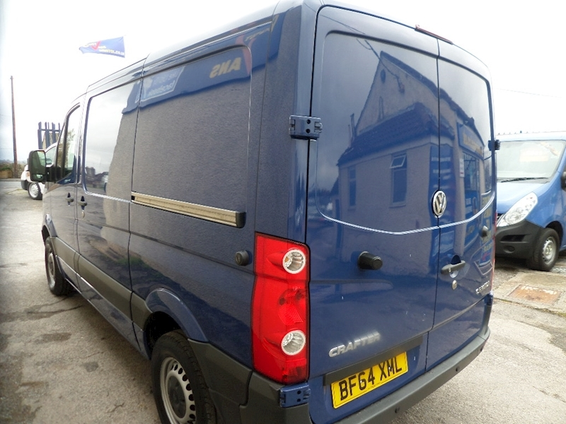 Volkswagen Crafter Cr30 Tdi Swb Air Con - Large 4