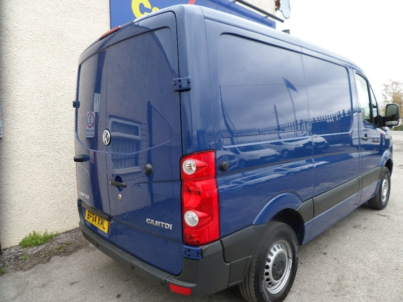 Volkswagen Crafter Cr30 Tdi Swb Air Con - Large 6