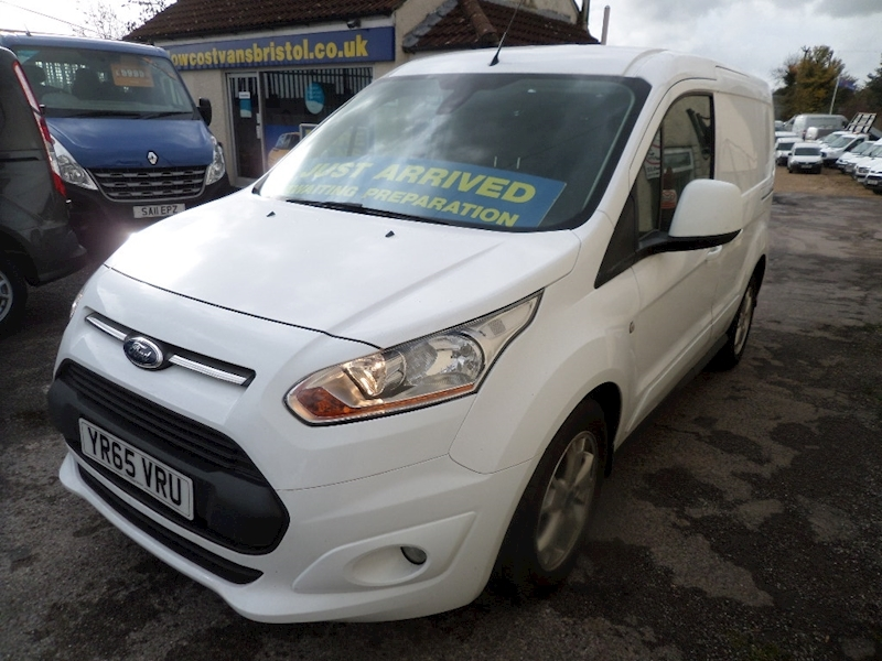 Ford Transit Connect 200 Limited L1 H1 115 6 Spd 3 Seats - Large 3