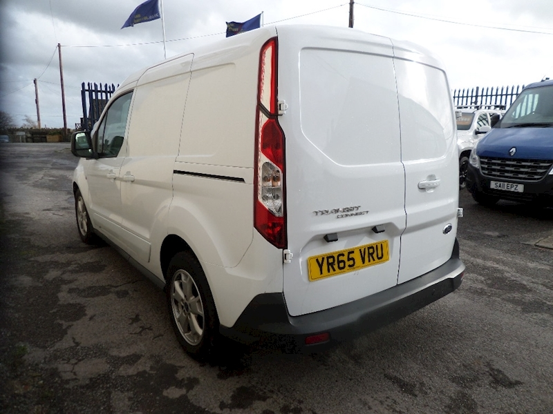 Ford Transit Connect 200 Limited L1 H1 115 6 Spd 3 Seats - Large 4
