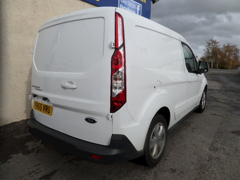 Ford Transit Connect 200 Limited L1 H1 115 6 Spd 3 Seats - Large 6