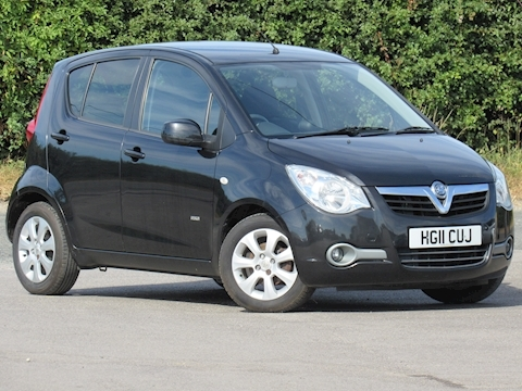 Vauxhall Agila Design Hatchback 1.2 Manual Petrol