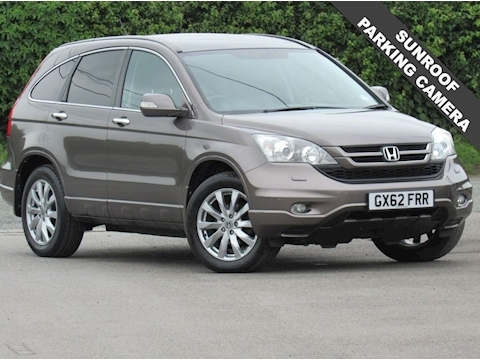 Honda Cr-V I-Vtec Ex Estate 2.0 Manual Petrol