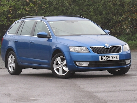 Skoda Octavia Se Business Tdi Estate 1.6 Manual Diesel