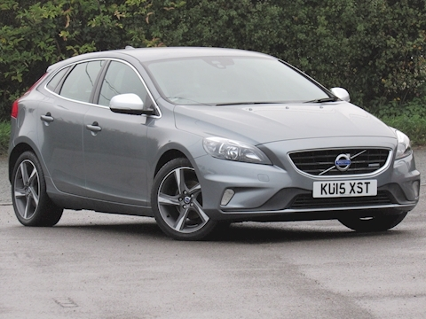 Volvo V40 D2 R-Design Hatchback 1.6 Manual Diesel