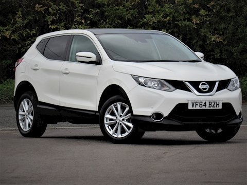 Nissan Qashqai Dci Acenta Plus Hatchback 1.5 Manual Diesel