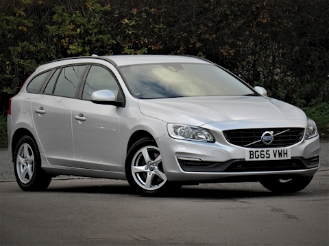 Volvo V60 D3 Business Edition Estate 2.0 Manual Diesel