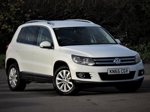 Volkswagen Tiguan Match Tdi Bluemotion Technology Estate 2.0 Manual Diesel