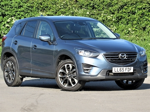Mazda Cx-5 Cx-5 Sport Nav D Estate 2.2 Manual Diesel