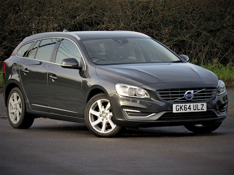 Volvo V60 V60 Se Lux Nav D4 Estate 2.0 Manual Diesel