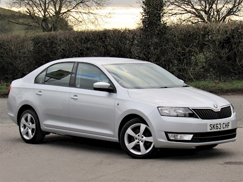 Skoda Rapid Elegance Tsi Hatchback 1.2 Manual Petrol