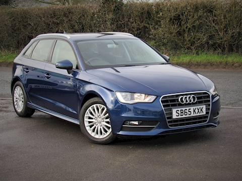 Audi A3 Tdi Ultra Se Technik Hatchback 1.6 Manual Diesel