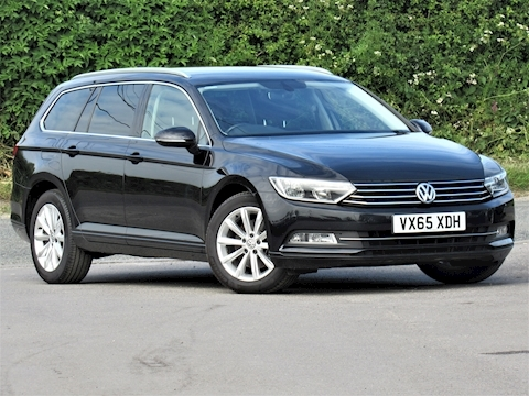 Volkswagen Passat Se Business Tdi Bluemotion Technology Estate 2.0 Manual Diesel
