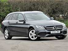 C Class C220 D Se Executive Estate 2.1 Manual Diesel