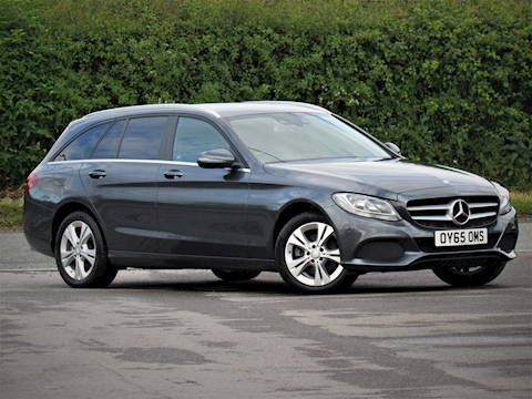 Mercedes-Benz C Class C220 D Se Executive Estate 2.1 Manual Diesel