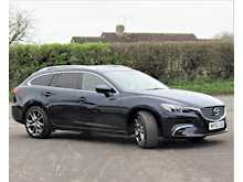 Mazda 6 D Sport Nav Estate 2.2 Manual Diesel