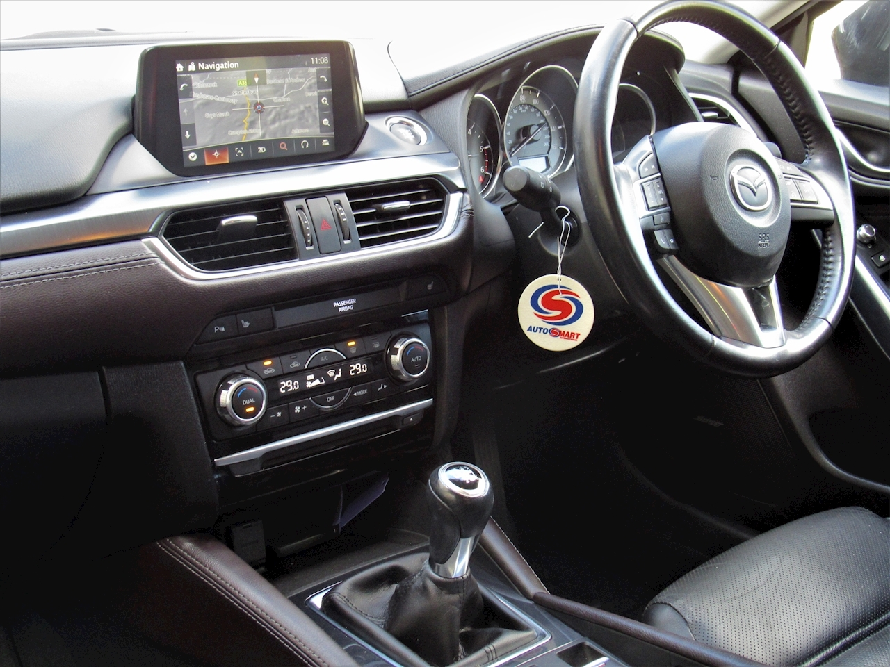 2016 mazda 6 navigation traffic