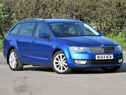 Skoda Octavia Elegance Tdi Cr Estate 2.0 Manual Diesel