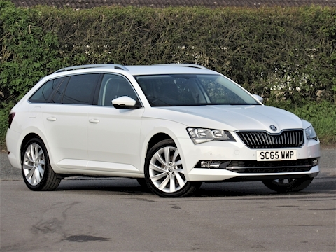 Skoda Superb Se Business Tdi Estate 2.0 Manual Diesel