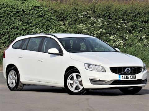 Volvo V60 D4 Business Edition Estate 2.0 Manual Diesel